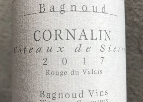 cornalin - bagnoud