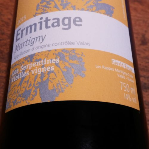 ermitage vieille vigne martigny