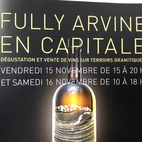 fully arvine en capitale