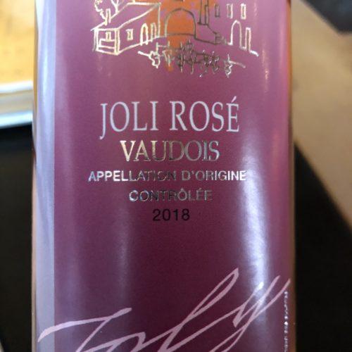 joli rosé - joly